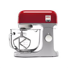 kenwood red kmix stand mixer kmx754rd loading zoom