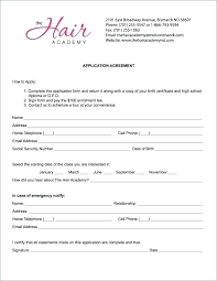 Enrolment Form Template Onweb Pro