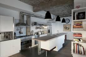 Cuisine Style Industriel Une Beauté Authentique