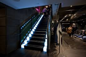 interior stairway lighting. Exellent Interior In Stair Lighting Plain Lighting Interior  Stores Design On For Interior Stairway Lighting T