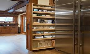 Pull Out Kitchen Shelves Diy Diy Pull Out Pantry Diy Projects Ideas
