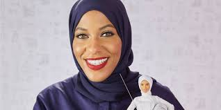 barbie just released its first doll wearing a hijab to honor