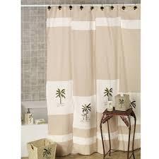palm tree bathroom d cor for those who prefer never come back to