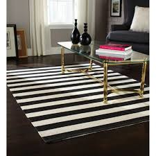 medium size of black and white striped area rug rugs interesting for blue navy kitchen