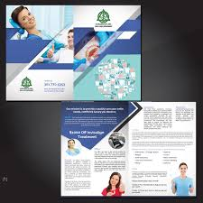 Graphic Design Membership Organizations Upmarket Bold Club Brochure Design For Optional By