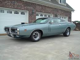 RARE-1 OF 98-1971 DODGE CHARGER R/T-VCODE-440-SIXPACK-AIR GRABBER ...
