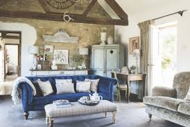 interior design home styles. a cotswold barn conversion with beautiful vintage-style interiors interior design home styles