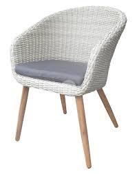 Euro italia wicker dining chair