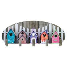 5 Hook Coat Rack Next Innovations Birdhouses 100 Hook Coat Rack Reviews Wayfair 88