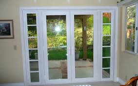 Luxury Single French Door With Sidelights With French 2 Side Lights