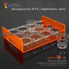 acrylic shot glass display diy