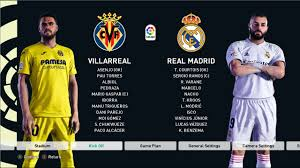 Villarreal vs Real Madrid Prediction ...