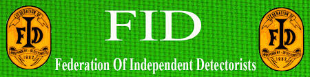 Site Fid Federation To The Detectorist Welcome Of Independant This BPqw5nzC