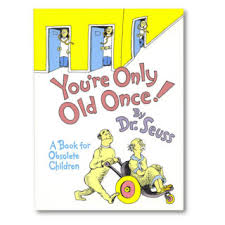 retirement gifts only old once book 2