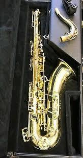 Selmer Tenor Super Action 80 Series Ii Saxophone Paris