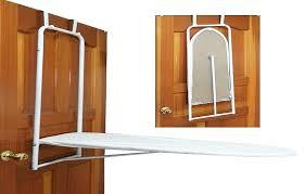door hanging ironing board built in