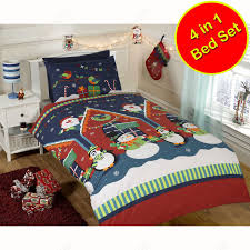 CHRISTMAS DUVET COVER BEDDING SETS – TWIN DOUBLE & JUNIOR – SANTA ... & CHRISTMAS-DUVET-COVER-BEDDING-SETS-TWIN-DOUBLE-amp- Adamdwight.com