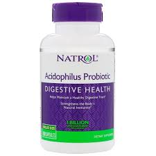 natrol acidophilus probiotic 1 billion 150 capsules