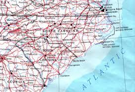north carolina maps  perrycastañeda map collection  ut library