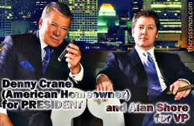 Denny Crane For PRESIDENT And Alan Shore For VP Magnificent Denny Crane Quotes