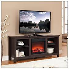 60 inch electric fireplace tv stand media center new walker edison console with