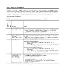 New Employee Training Program Template Employee Training Program Template Developing Your Format