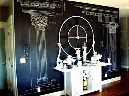 Fascinating Blackboard Wall Sticker Pics Design Ideas