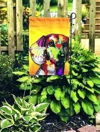 dachshund garden flag fl dachshund black tan country dog garden flag holiday flags