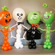 Halloween balloon decorations Fun 144 Best Día De Las Brujas Images On Pinterest Halloween Balloons Jobs4financeus Diy Halloween Balloon Decorations Simple Cute And Fun Ideas For