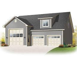 rv garage with loft 028g 0052