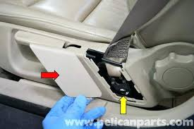 car seats audi a4 car seat covers removal pelican parts maintenance front seats this procedure