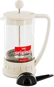 "<b>Кофейник с прессом</b> Bodum ""<b>Brazil</b>"", цвет: белый, 350 мл"