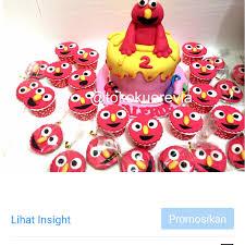 Jual Elmo Cake Kota Depok Tokokuerevia Tokopedia