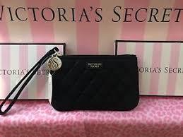 image is loading nwt victoria 039 s secret black wristlet wallet