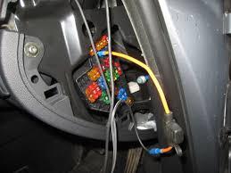 hard wiring in a road angel audi sport net 1zd6hrd jpg