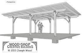 patio roof design plans