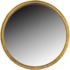 treehouse masters mirrors. Round Gold Metal Wall Mirror Treehouse Masters Mirrors