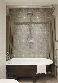 Ceiling Mounted Shower Curtain Rods elegant highend shower curtains 2404 by xevi.us