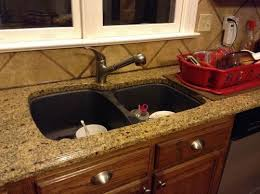 kitchen sinks for granite countertops. I Too Bought A 1 Basin Farm Sink With 4 Hole Faucet. Kitchen Sinks For Granite Countertops