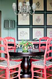 chic sea c bedding method little rock traditional dining room remodeling ideas with chandelier c chairs gallery wall pedestal table round dining