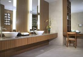 Modern Master Bathroom decorating clear