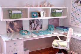 Girls bedroom desk Cool View Homedit 55 Room Design Ideas For Teenage Girls