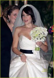 Red Carpet Wedding: Red Carpet WeddinG: Marla Sokoloff and Alec Puro