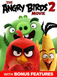Prime Video: The Angry Birds Movie 2