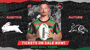 Was at the heart of everything the panthers did right on sunday as the penrith prodigy went back to his hometown of dubbo. Wachs Presents 2021 Nrl Telstra Premiership South Sydney Rabbitohs V Penrith Panthers Tickets