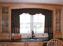 Kitchen Curtain Designs Unique 8 Kitchen Curtains Design On Kitchen Curtain Designs