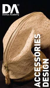 Masters In Accessory Design Domus Academy Master In Accessories Design Leaflet By