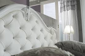 Italienische Schlafzimmer Kaufen Liona Weiß 4 Teilig