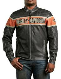 harley davidson harley davidson men s leather jacket men s victory lane leather jacket leather jean new