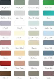Martha Stewart Metallic Paint Color Chart Revolutionhr